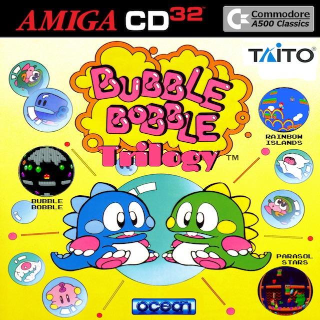 BubbleBobbleTrilogyCover