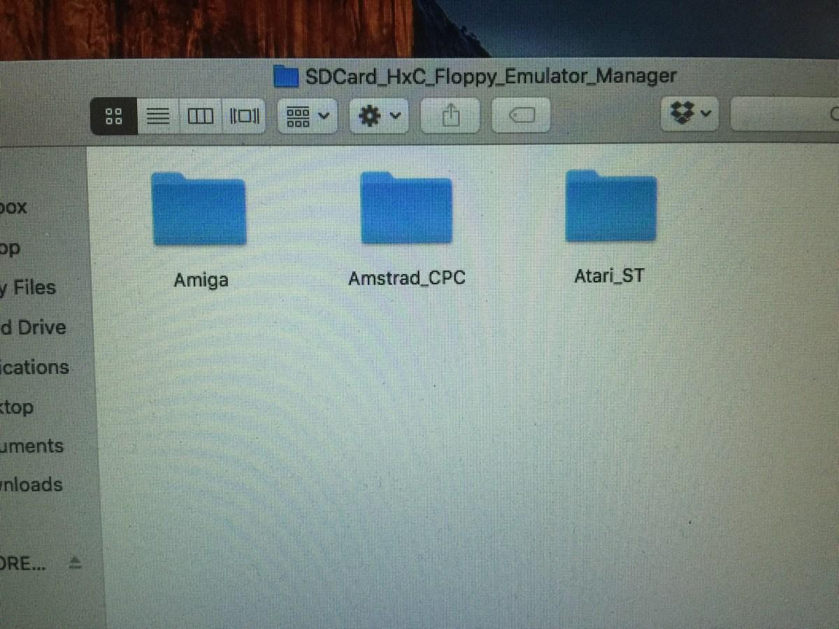 8 Floppy Emulator Manager 1