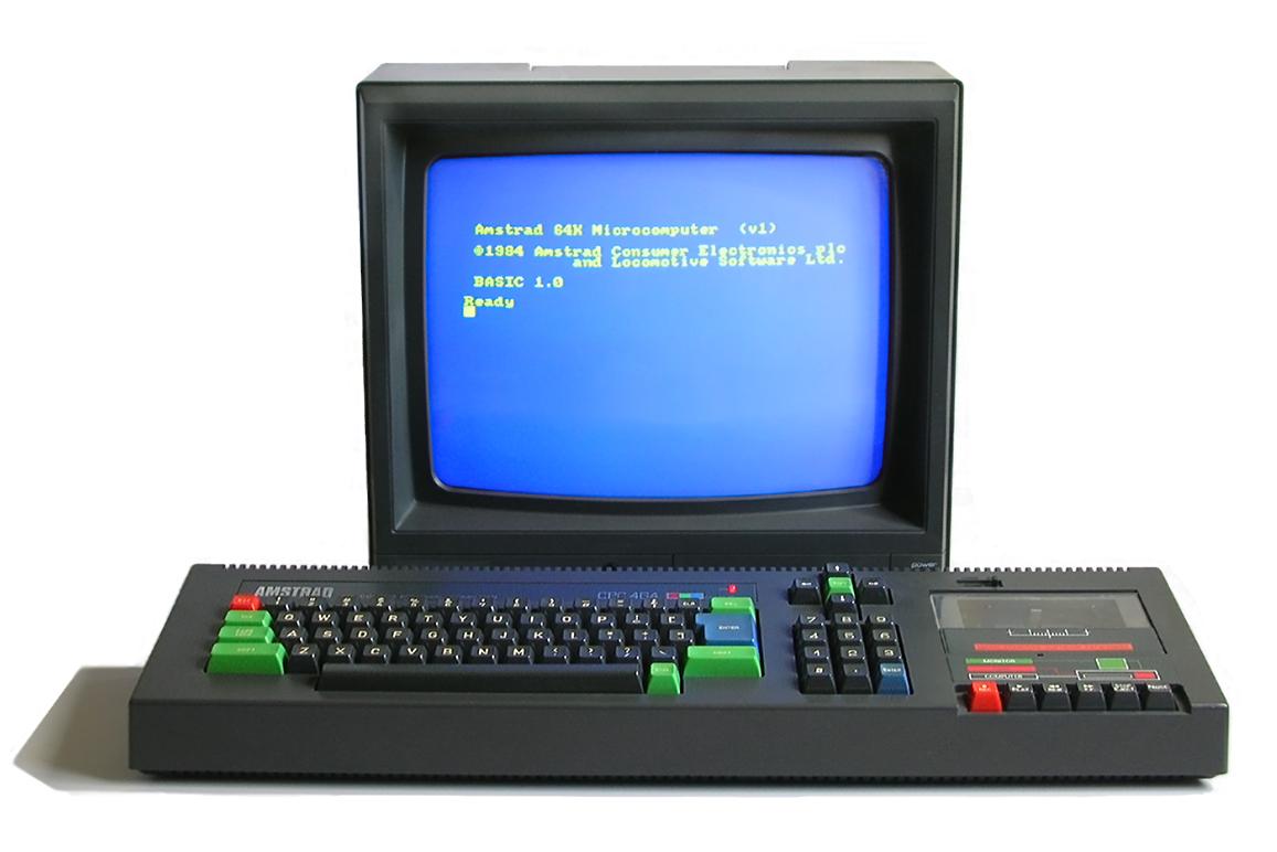 8-bit Magazine Amstrad CPC464