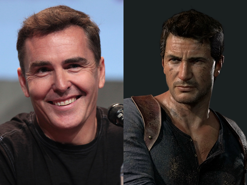 Interview with Nolan North (Nathan Drake from Uncharted)