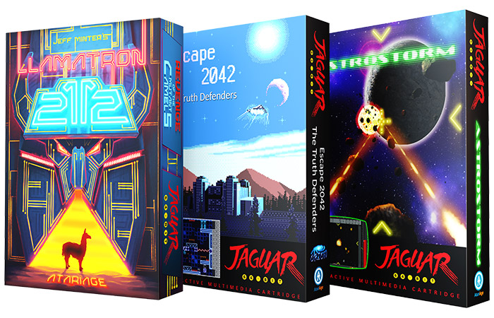 Portland Retro Game Expo 2017 – New Games Announced