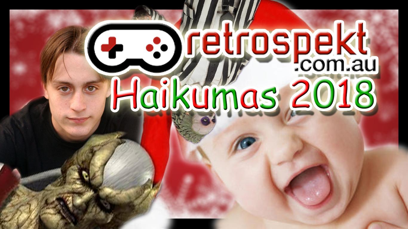 Retrospekt Videogame Haikumas 2018