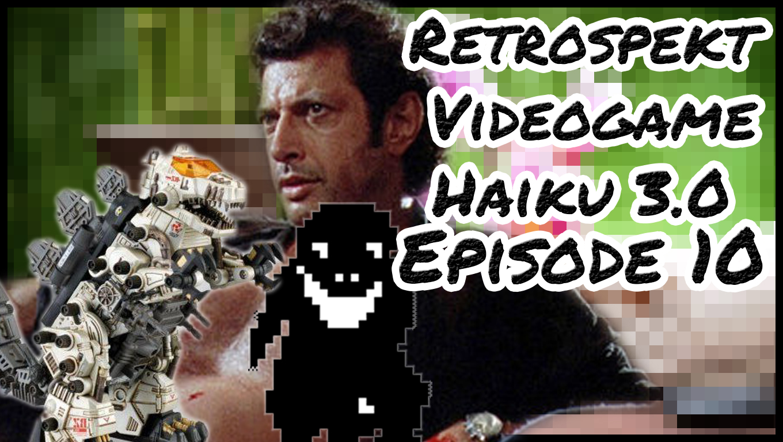 Retrospekt Videogame Haiku 3.10