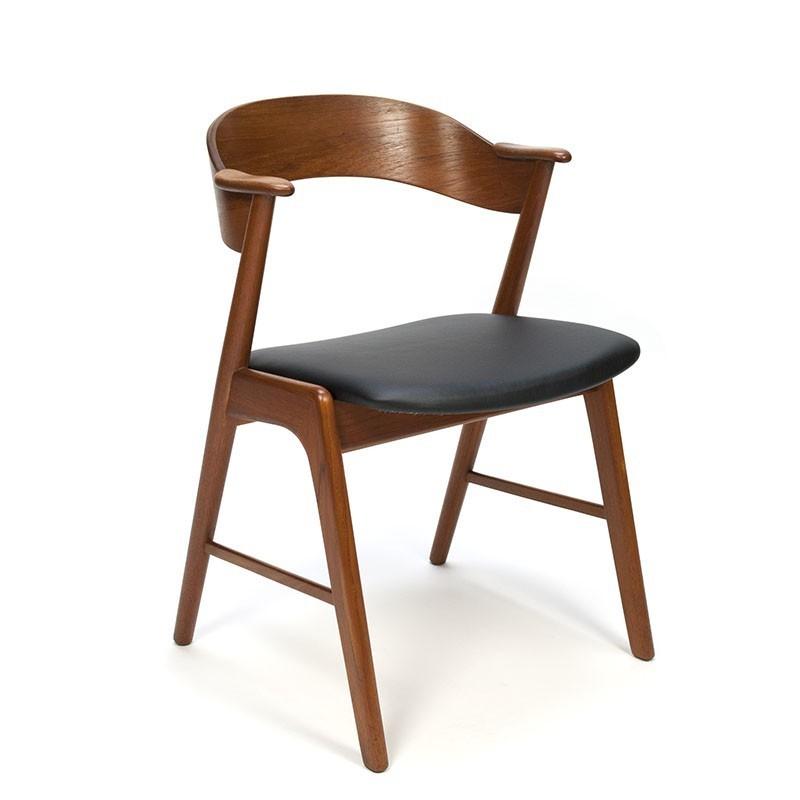 Vintage Danish chair design Kai Kristiansen  Retro Studio
