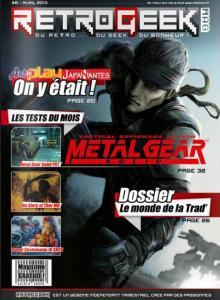 Retro Geek Mag 8
