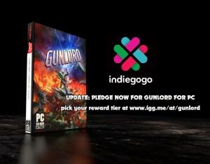 gunlord PC indiegogo
