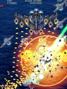 Raiden III muchas balas!
