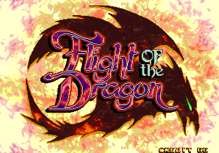 Flight of the dragon