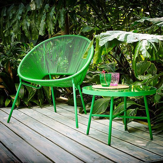 Retrostyle Salsa outdoor chairs at John Lewis  Retro to Go