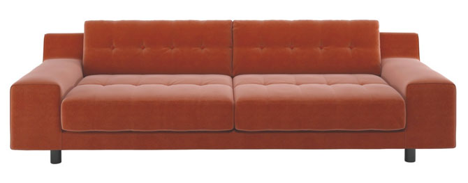 who sells sofas louis xvi sofa furniture 1970s-style hendricks velvet at habitat