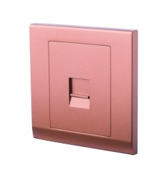 simplicity single bt master telephone socket bronze [ 1000 x 993 Pixel ]
