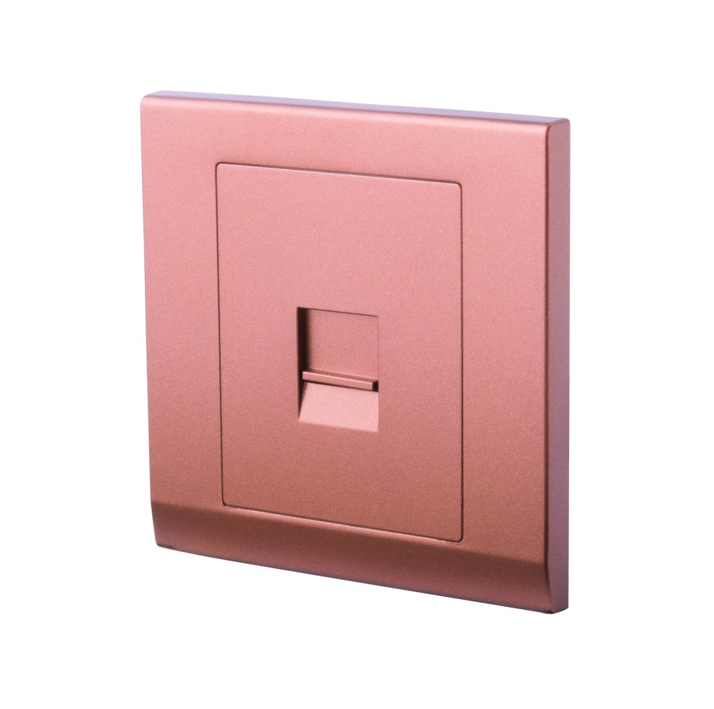 hight resolution of simplicity single bt master telephone socket bronze