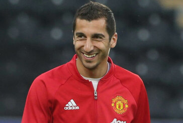 Henrikh Mkhitaryan could be set for Bundesliga switch in January