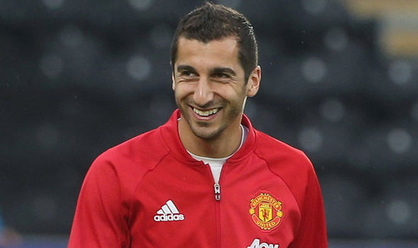 The curious case of the Armenian god, Henrikh Mkhitaryan, at Manchester United