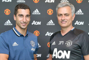 Jose Mourinho reveals the reason why he substituted Mkhitaryan