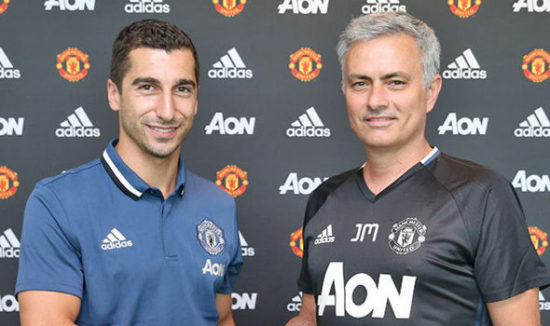 Mhkitaryan delivers final verdict on his relationship with Jose Mourinho