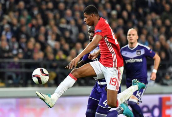Marcus Rashford breaks long-standing record