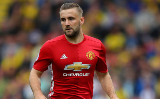 Why Luke Shaw cannot be labelled a flop