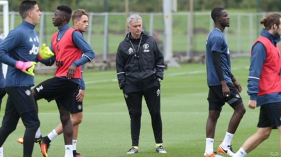 Jose Mourinho delivers Man United transfer plans for next season