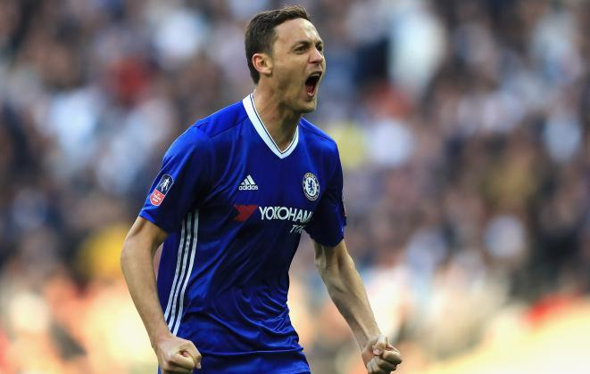 Manchester United in pole position to sign Nemanja Matic – report