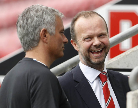 Forget Perisic: Ed Woodward has new target after completing Zlatan Ibrahimovich's deal