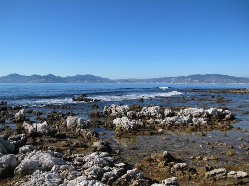Vue île Sainte Marguerite
