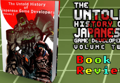 The Untold History of Japanese Game Developers : Volume 2 Review.