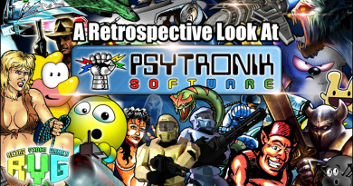 Psytronik Software a RETROspective.