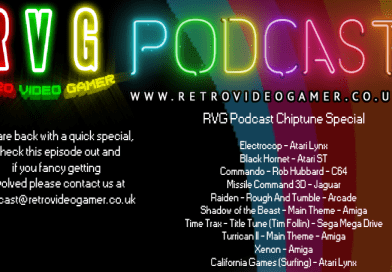 RVG Podcast Returns: Chiptune Special.