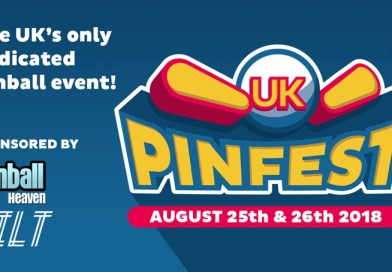Gaming Event: UKPinFest.