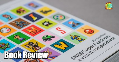 The Unofficial SNES/Super Famicom: A Visual Compendium Book Review.
