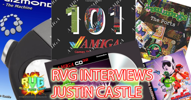 RVG Interviews: Justin Castle.