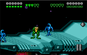 Battletoads/Double Dragon