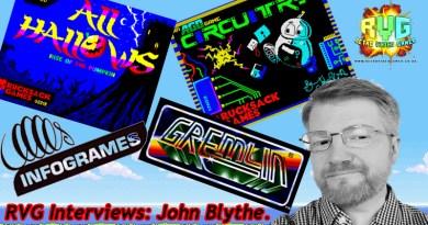 RVG Interviews: John Blythe.
