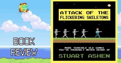 Attack of the Flickering Skeletons: Book Review.