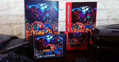 Kung Fu UFO