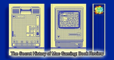 The Secret History of Mac Gaming: Book Review.
