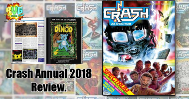 Crash Annual 2018