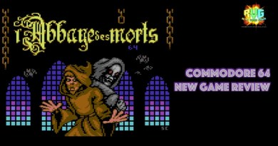 L'Abbaye des Morts – New C64 Game Review