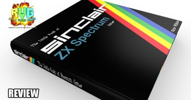 The Little Book of Sinclair ZX Spectrum Games – Review.