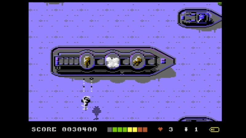 Aviator Arcade II - New C64 Game Review  - RVG