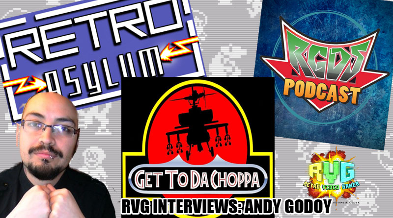 RVG Interviews: Andy Godoy
