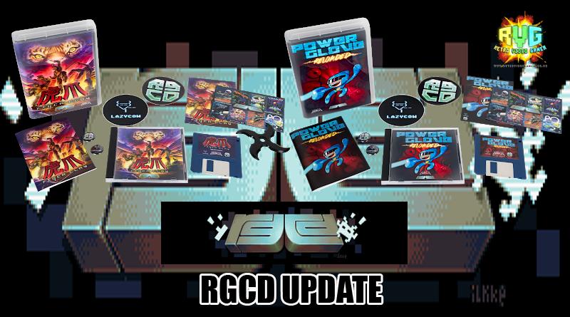 RGCD Update