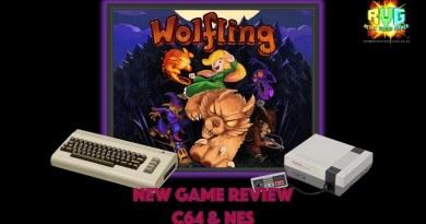 Wolfling – New Game Review for C64/NES.