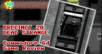 Precinct 20: Dead Strange – C64 Game Review.