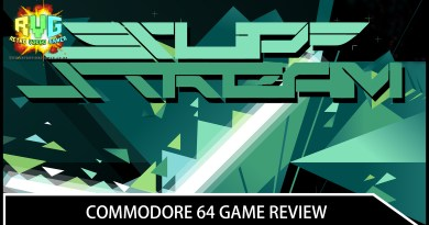 Slipstream – C64 Game Review