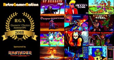 Vote Now for the Amstrad CPC Gamers' Choice Award 2018