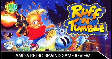 Ruff 'n' Tumble – Amiga Retro Rewind Review.