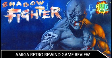 Shadow Fighter – Commodore Amiga Retro Rewind Review