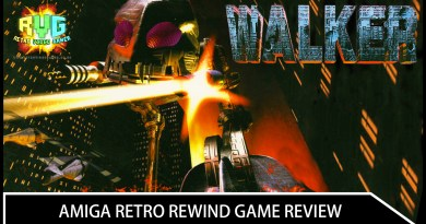 Walker – Commodore Amiga Retro Rewind Review